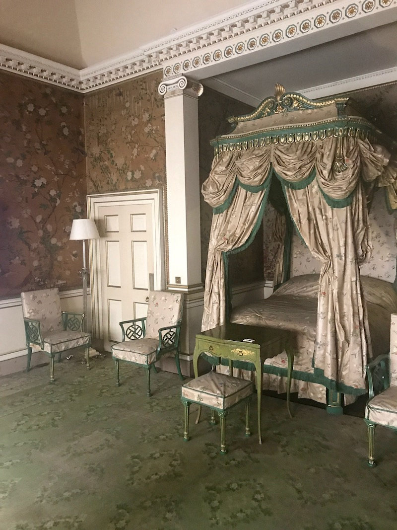 Nostell Priory's State Bedroom