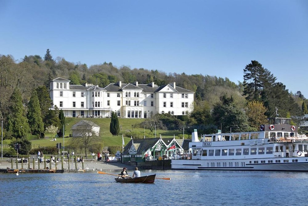 Laura Ashley Hotel: The Belsfield