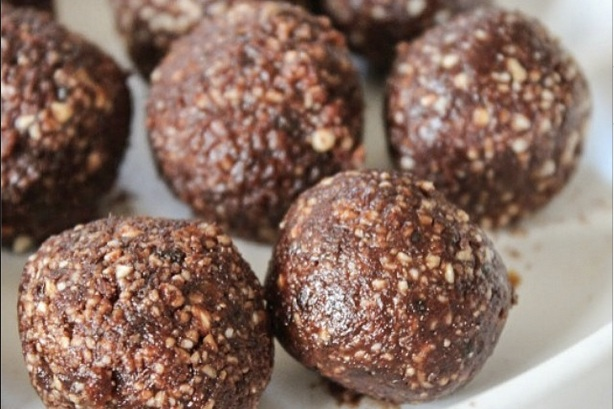 Brownie Bliss Balls - little bundles of blissful energy