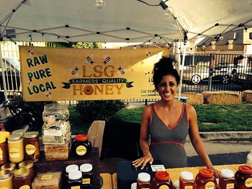 LSG Honey