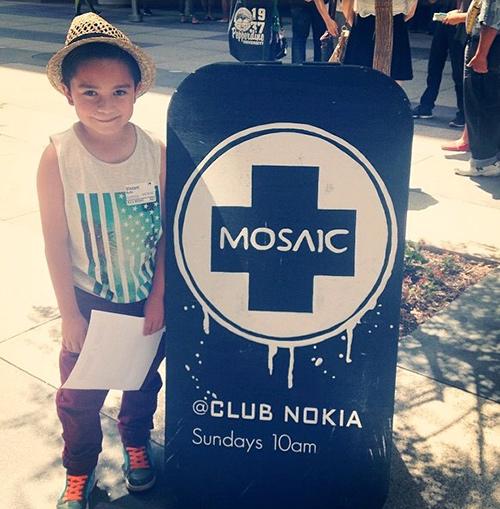 Mosaic LA