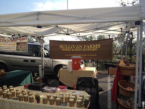 sullivan farms at yamashiro farmers market