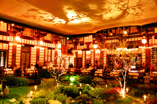 Yamashiro Private Events