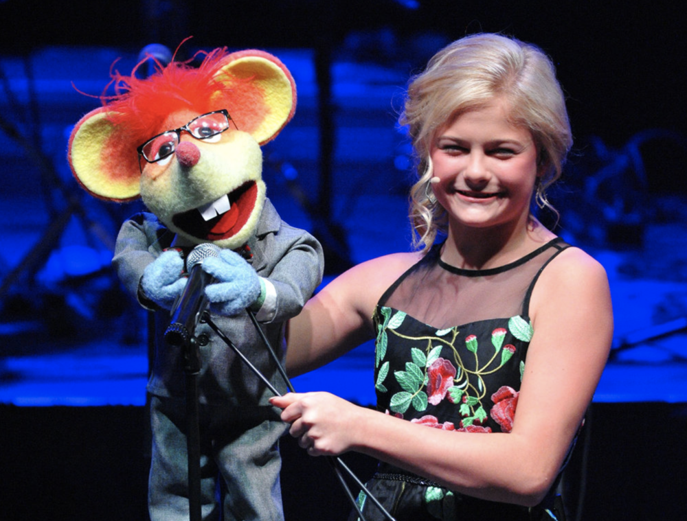USA Today: Darci Lynne Explains ALL Her Onstage Emotions After Winning AGT