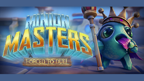 MINION MASTERS  Strategy Brawler Tower Rush (PC)