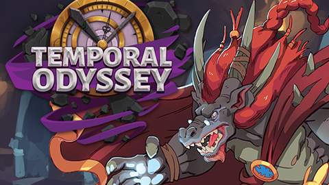 TEMPORAL ODYSSEY  Drafting Battle Card Game