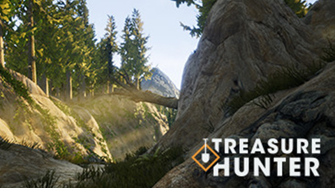 TREASURE HUNTER  Simulation (PC)