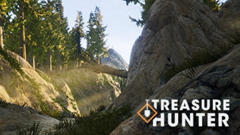TREASURE HUNTER  Simulation (PC)