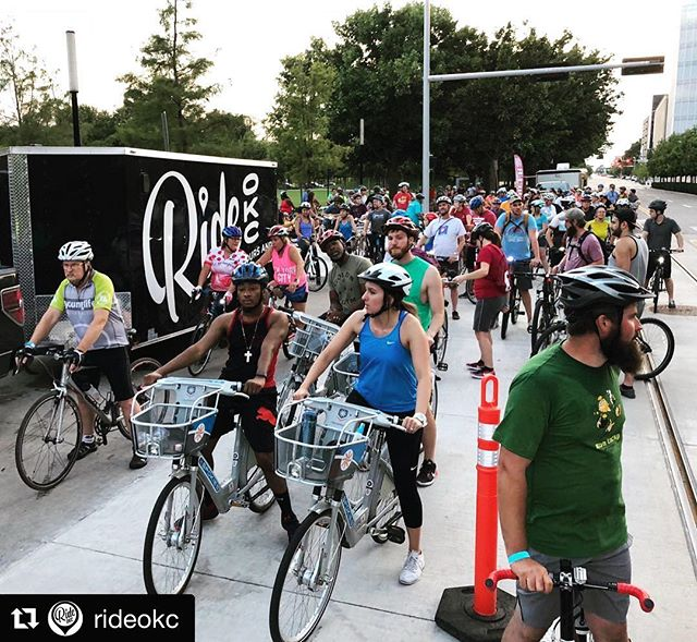 See everyone at 8pm on Monday night 8/27 @myriadgardens for #FullMoonOKC! Hit up @rideokc if you need a bike!🌝🚲. In need of a helmet or safety lights before the ride? Be sure to stop by @schlegelbicycles and check out our huge selection of @ridebontrager Helmets and Bike Lights. Our staff can answer all your cycling safety questions and help you pick out the right accessories to meet all of your riding needs.  #cyclinglife #bontrager #okc #bikeshoplife #rideyourbike #weready #cyclingapparel #ridesafe #shinebrightlikeadiamond #downtownokc #rideokc