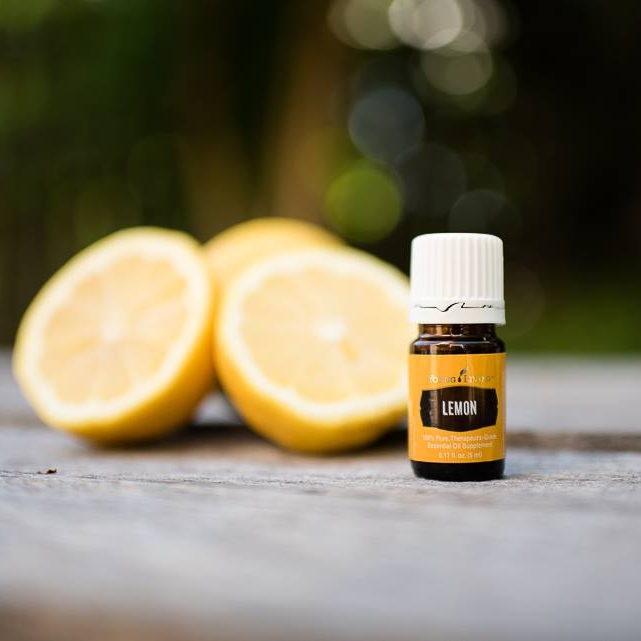 lemon essential oil young living debra mitchell