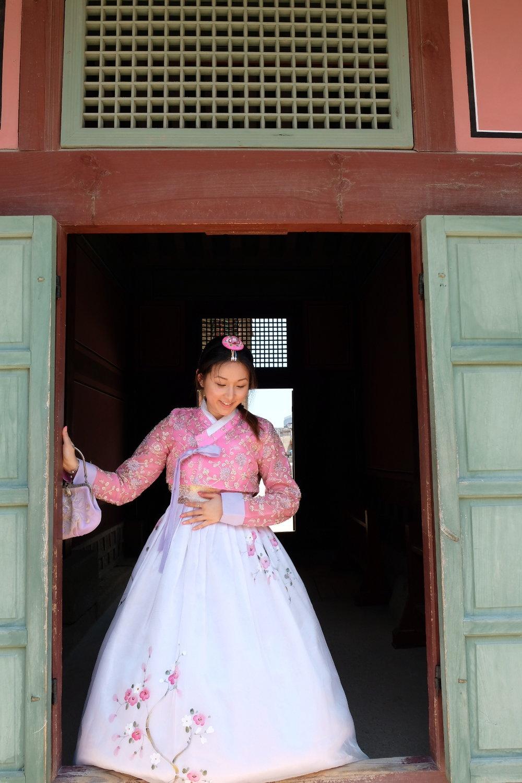 Margaret Nam-Korea