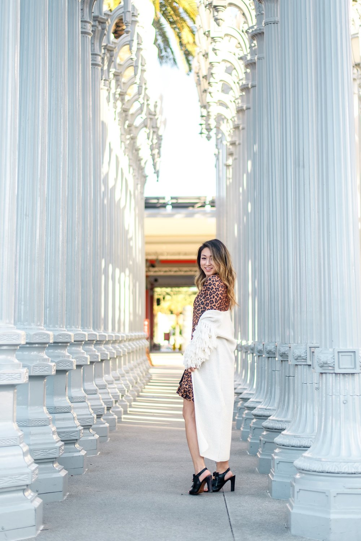 Margaret Nam- Urban Light-LA TOP Instagram Spot-3