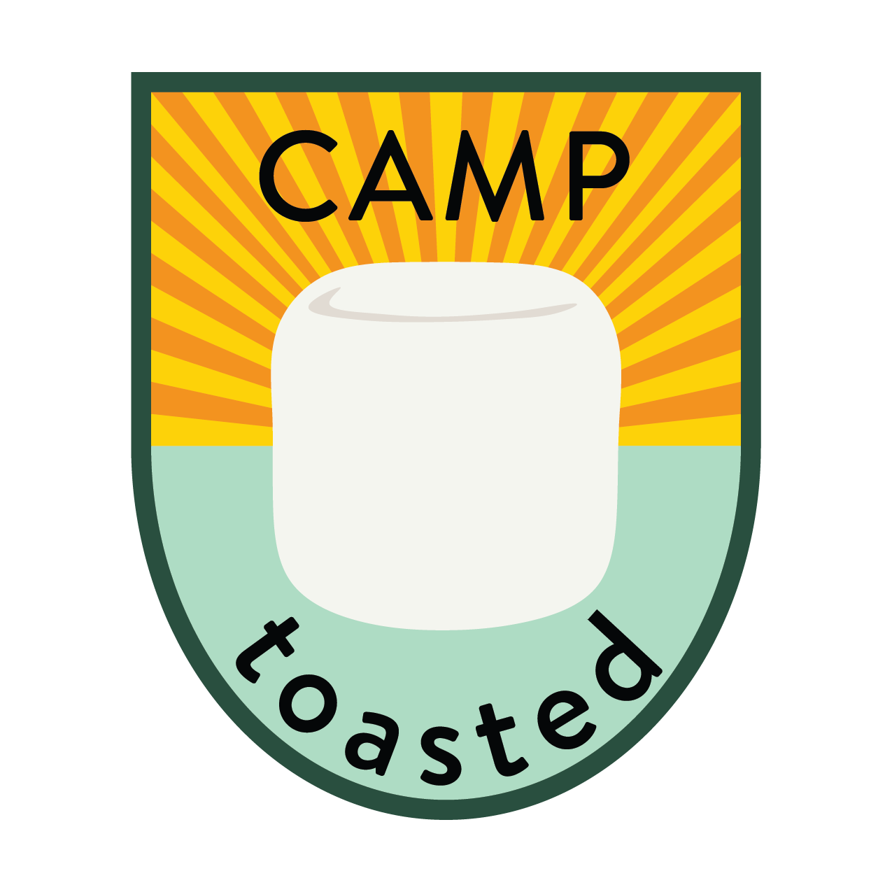 camp toasted