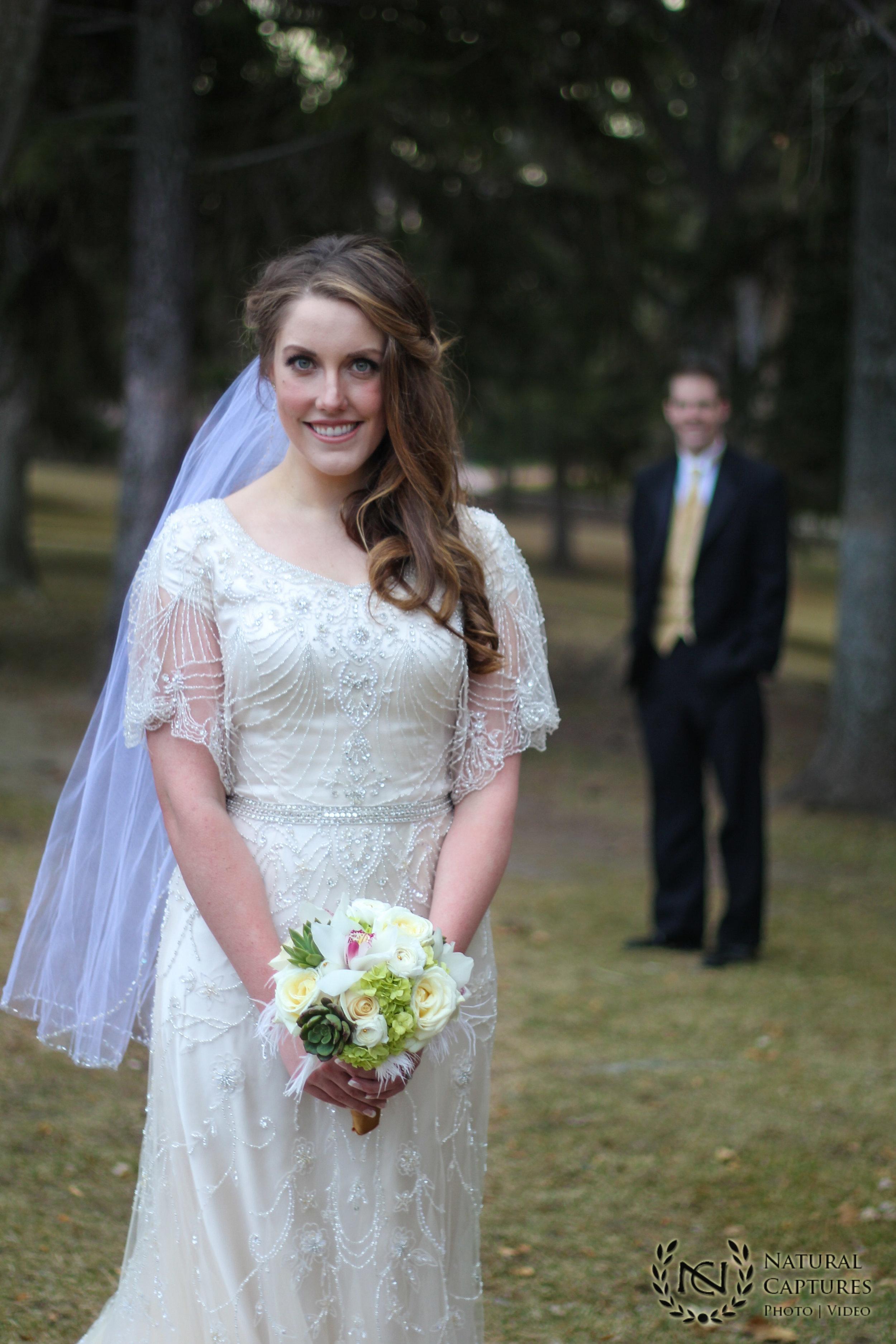 Classic Utah Bridal Photography