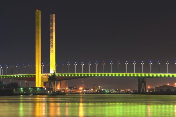 Bolte Bridge - Victoria
