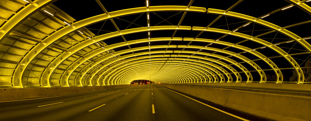 Transurban's Sound Tube, M2, Melbourne