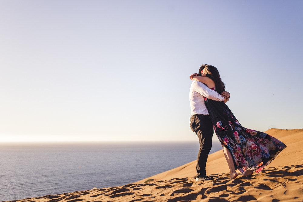 dunas con con , sesion de pareja con con, sesion de pareja dunas, couples session dunes, fotografo de bodas chile, destination wedding photographer