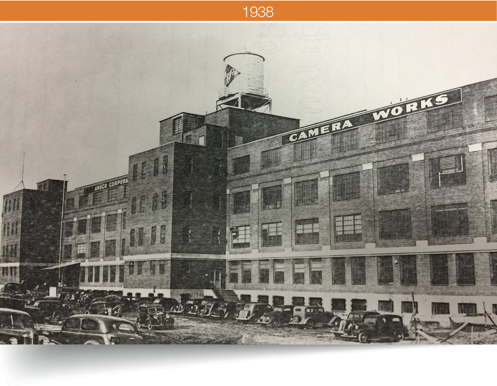 SPECIAL PRODUCTS DIVISION - The former cigar building at 6 Emma St (that's us!) was purchased to add a local production facility focused on the creation of specialized products.