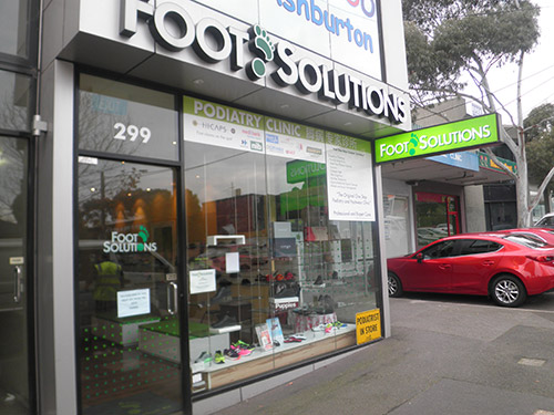 Ashburton, VIC   299 High Street Ashburton VIC 3147 Australia PH:  (03) 9811 5899