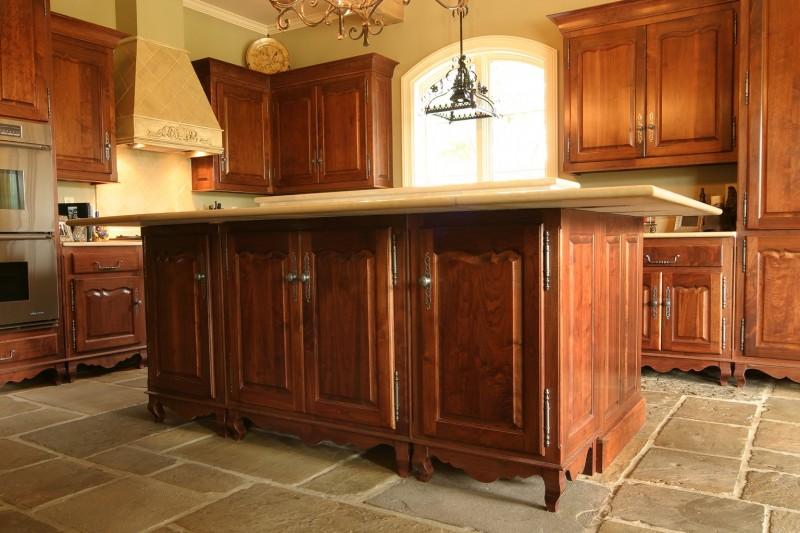 Custom Cabinets -
