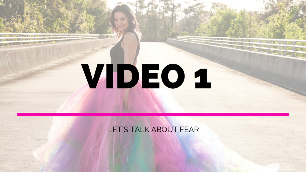 LET'S TALK ABOUT FEAR