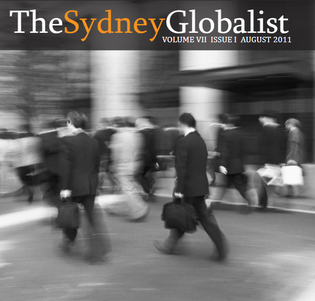 Sydney Globalist: Russian Capitalism In Transition