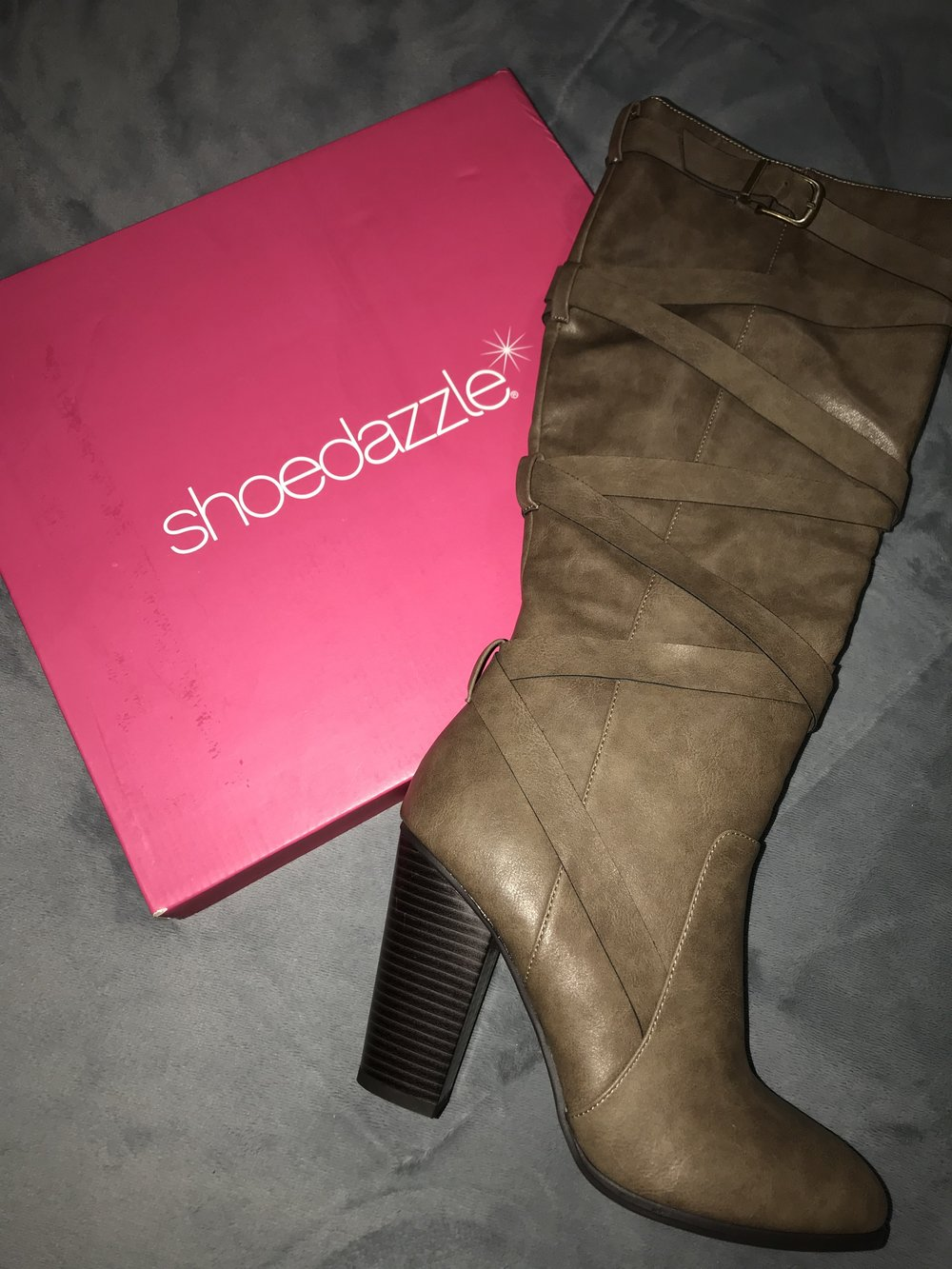Been Loving Shoedazzle latetly. Glad I decided to give them a try. You can too. Hit the link above :-) -