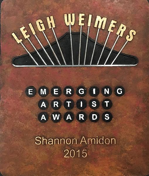 leigh weimers award