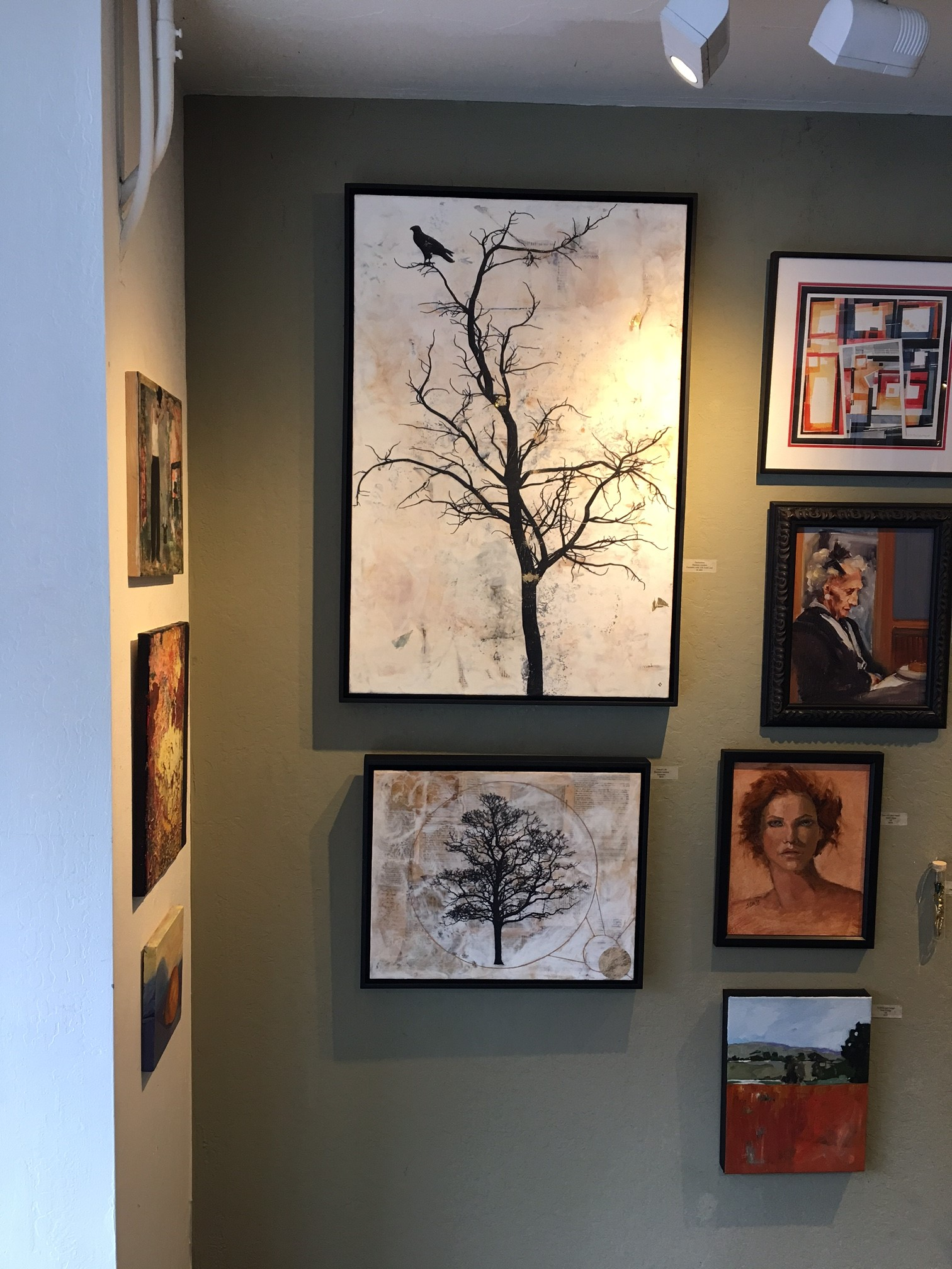 Artwork in Gallery 24