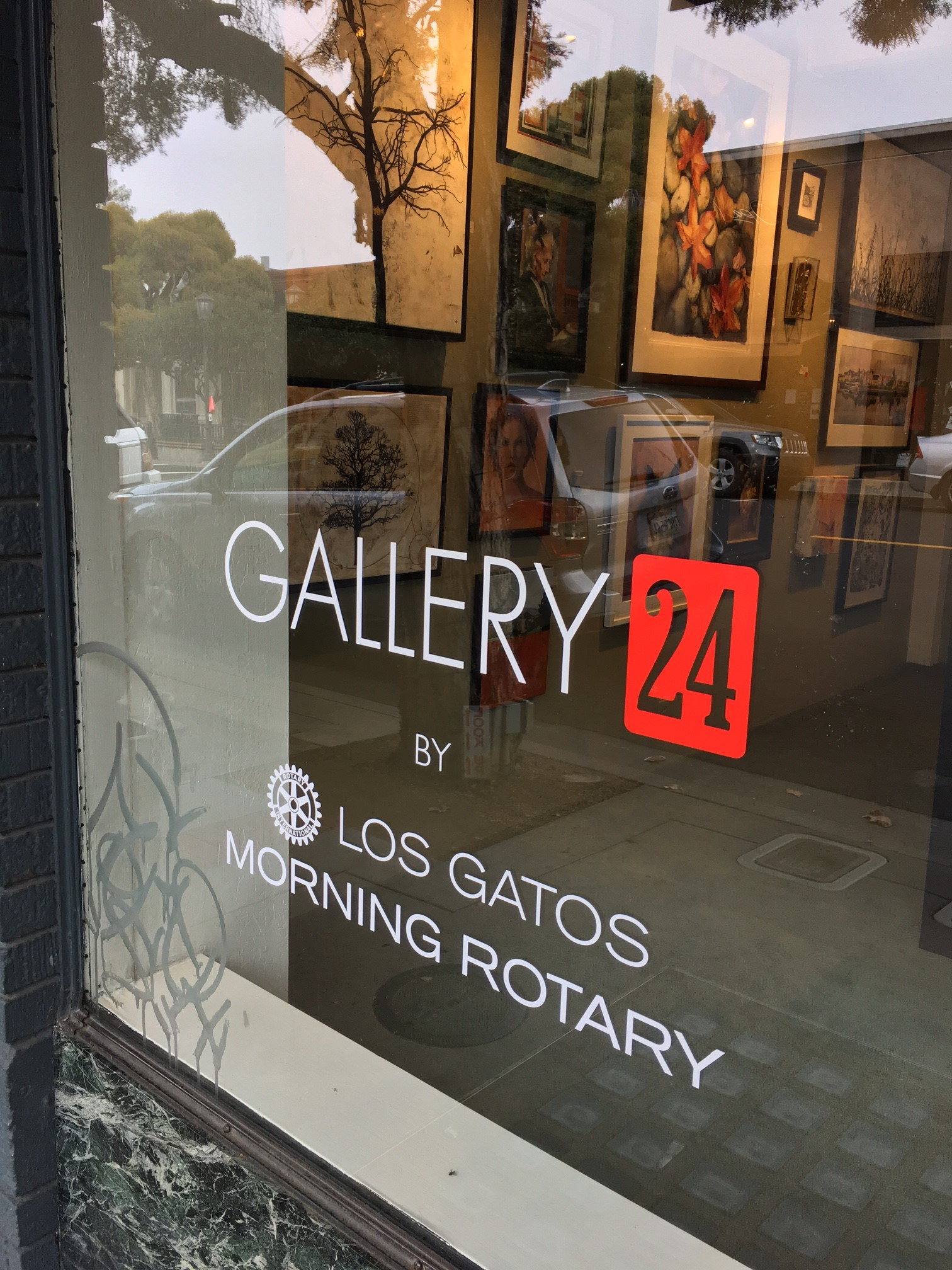 Gallery 24 Los Gatos