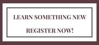 Learn Something New - Register Now