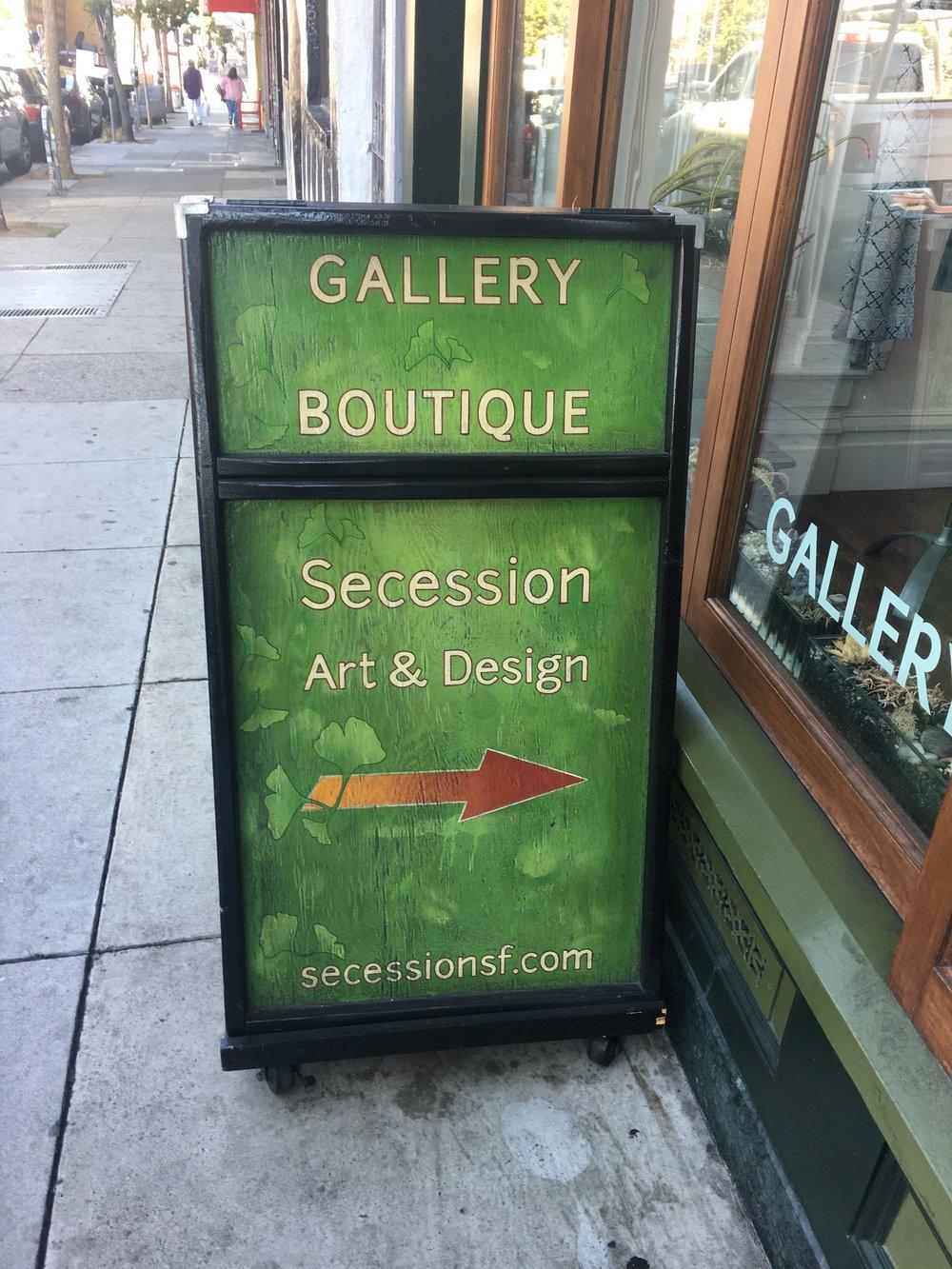 Secession art