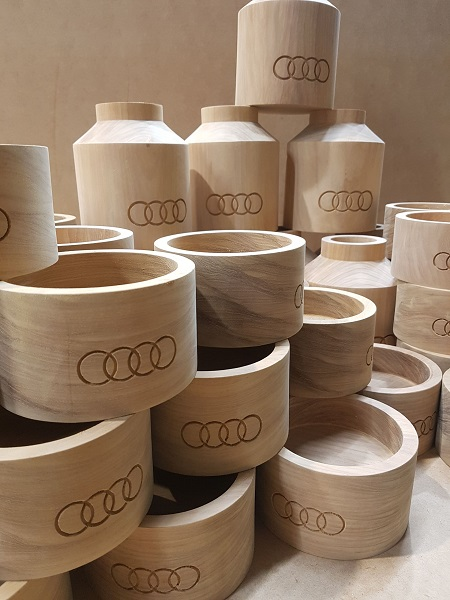 Corporate gifts for Audi