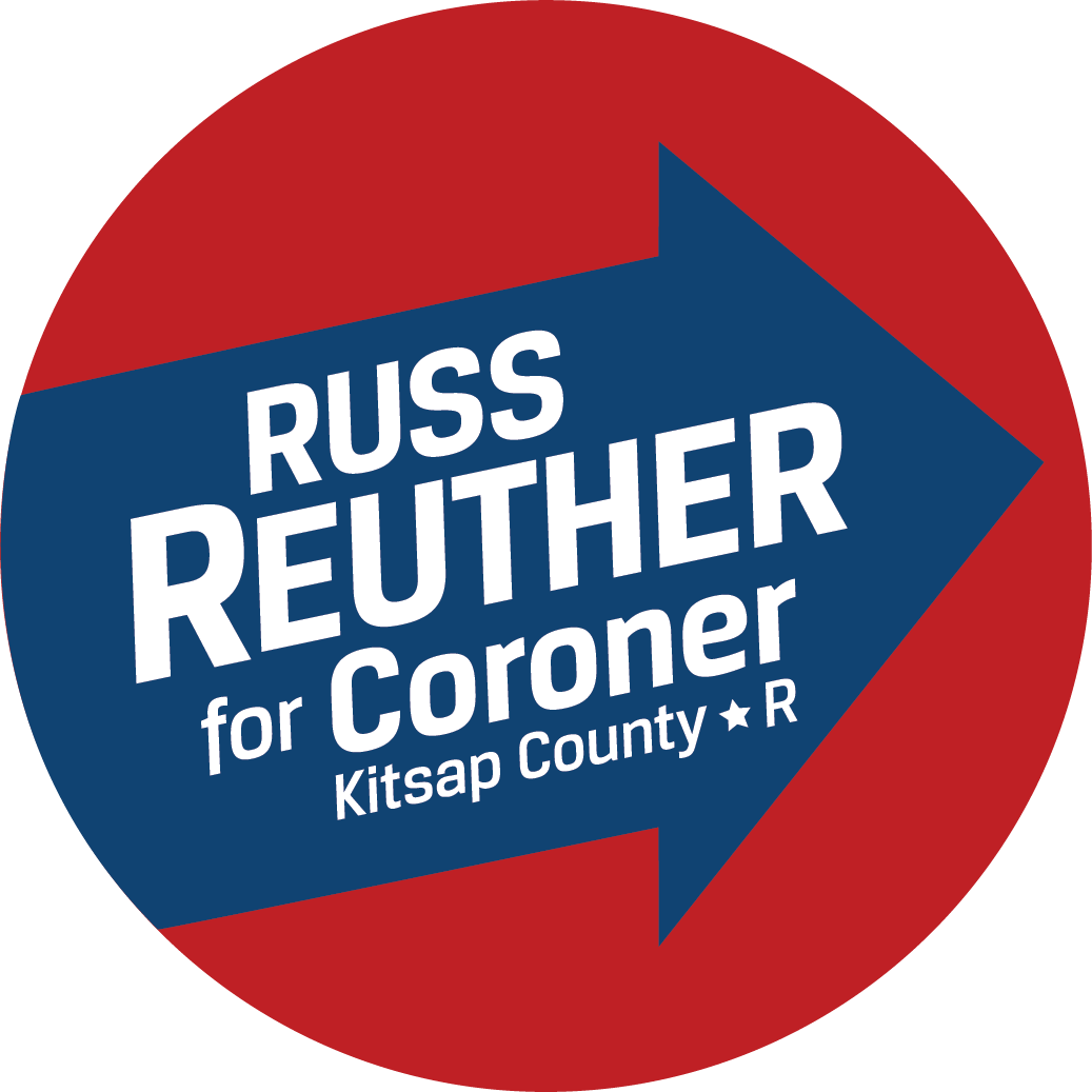 Russ Reuther for Coroner