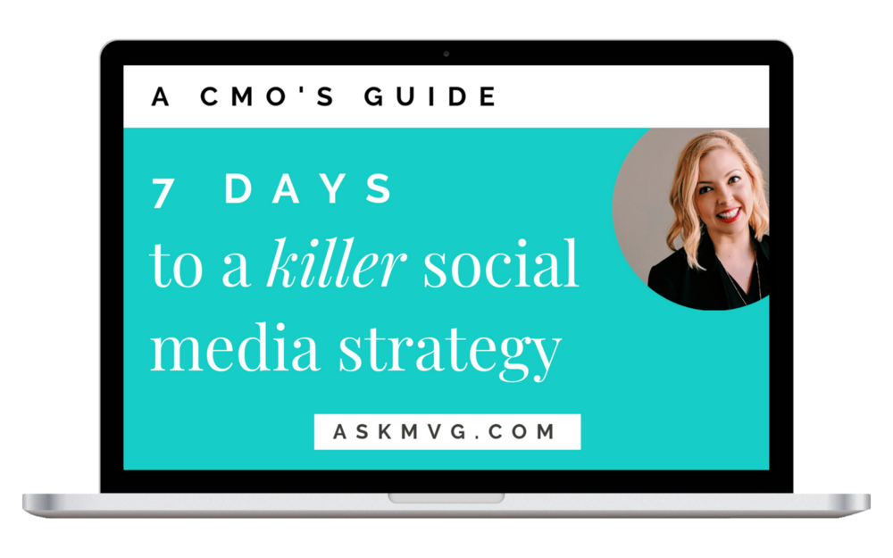 7 days to a killer social media strategy