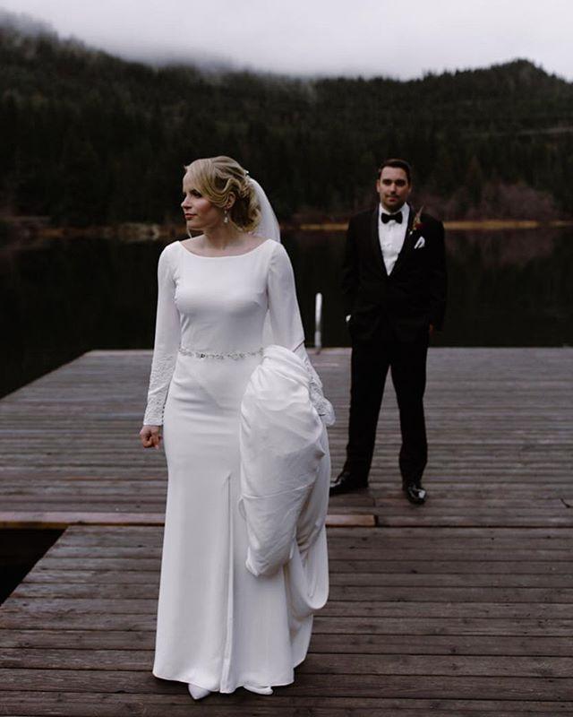 Elena and Matt // Whistler 🌿