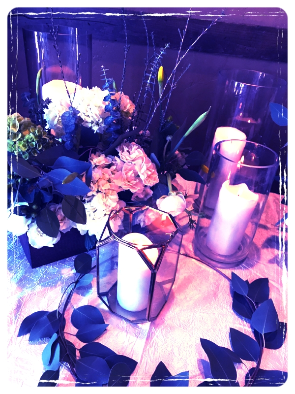 Floral is an amazing, versatile, eco-friendly decor choice.