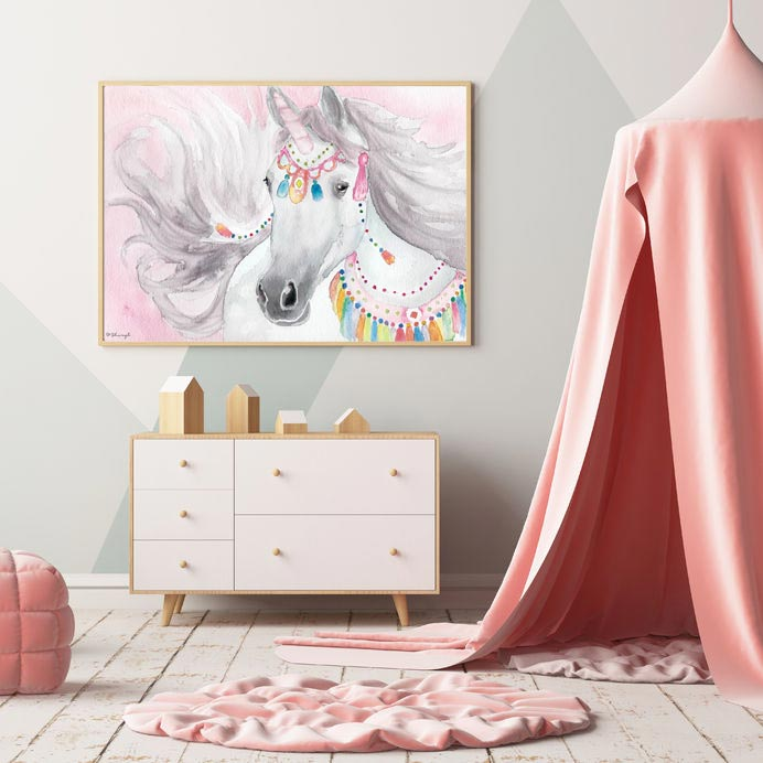 A R T     P R I N T S Adorn your space with gorgeous hand drawn illustrations!