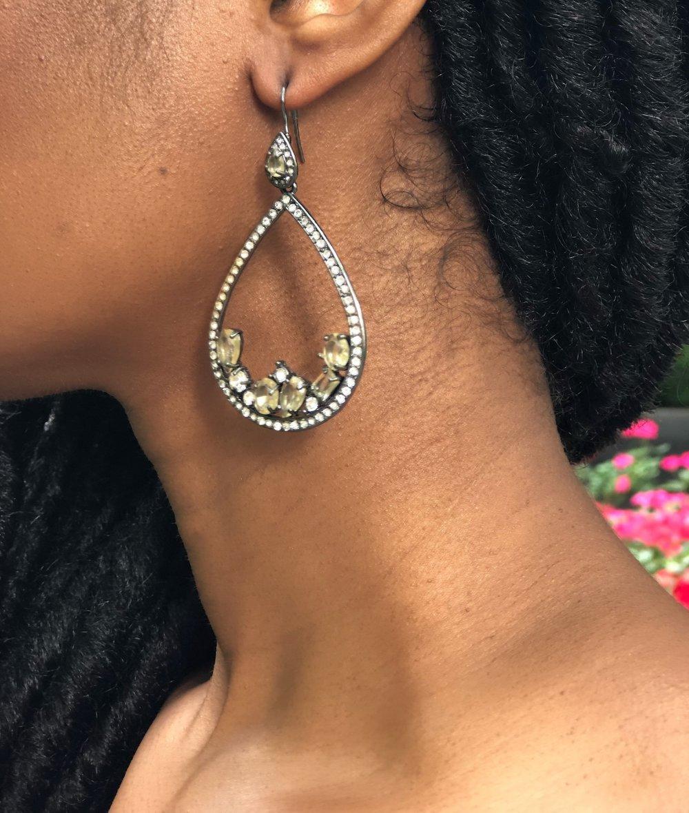 Earrings by BCBGMAXAZRIA