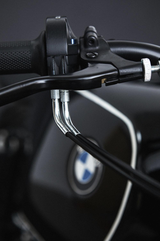 Custom Throttle Cables