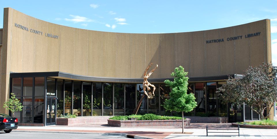 Casper, Wyoming Public Library