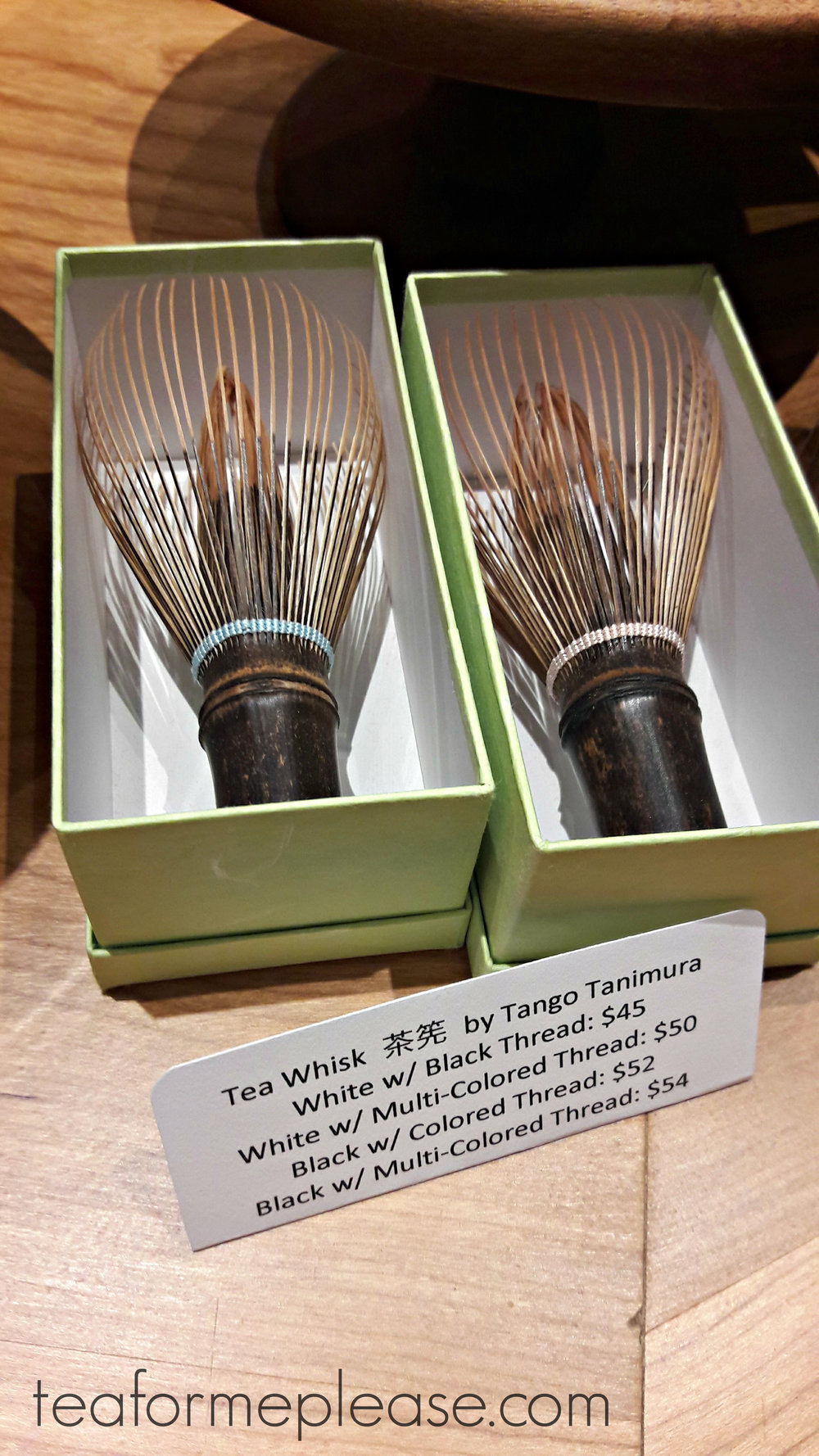 These whisks are beautiful!