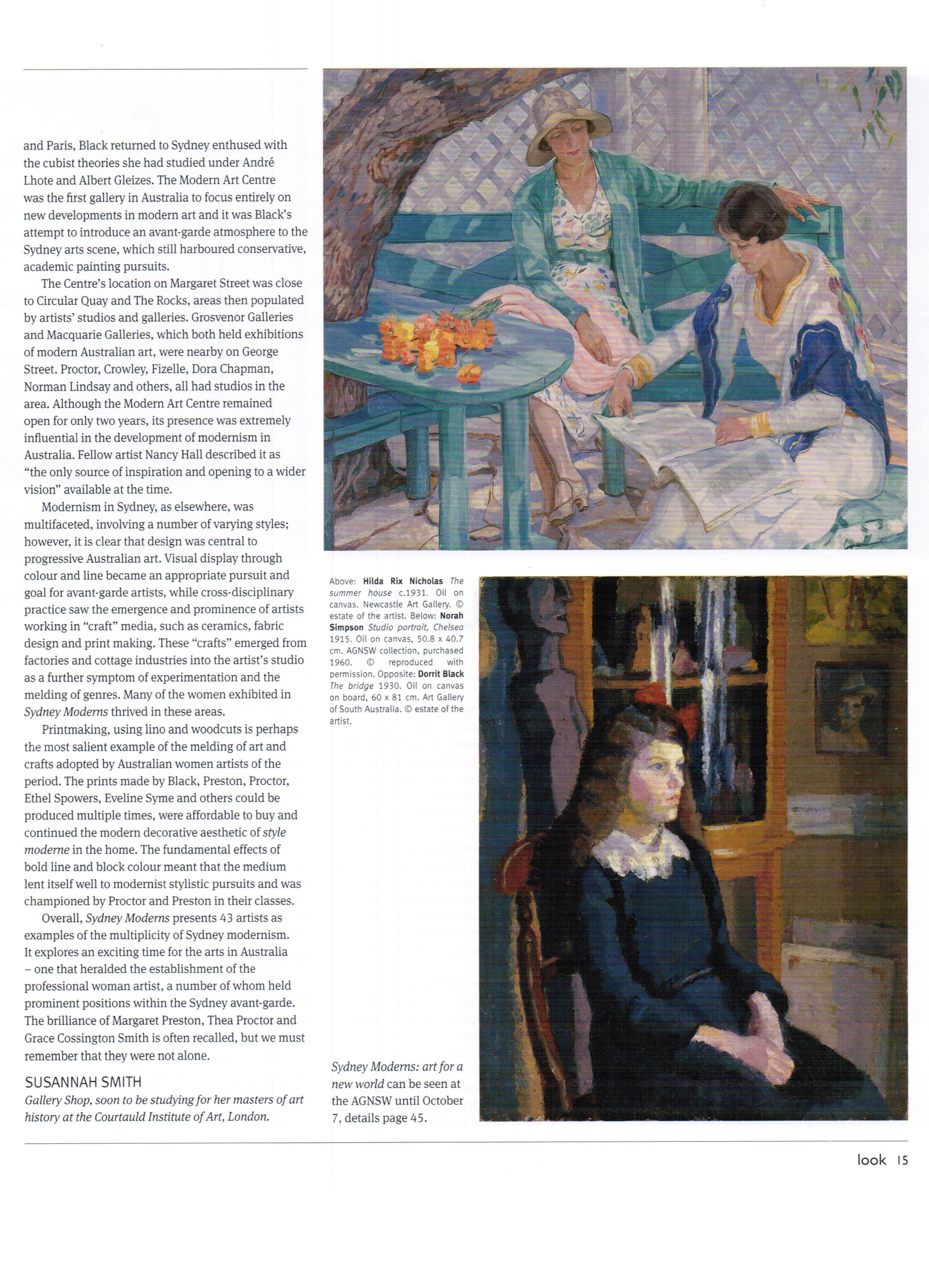 Women's Work p3 - Look August 2013