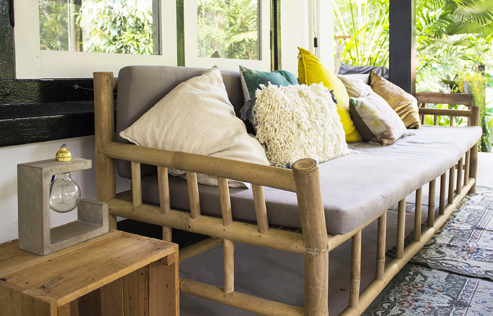 Cozy Outdoor Daybed