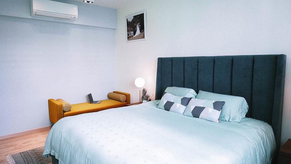 Simple Minimal Bedroom Decor