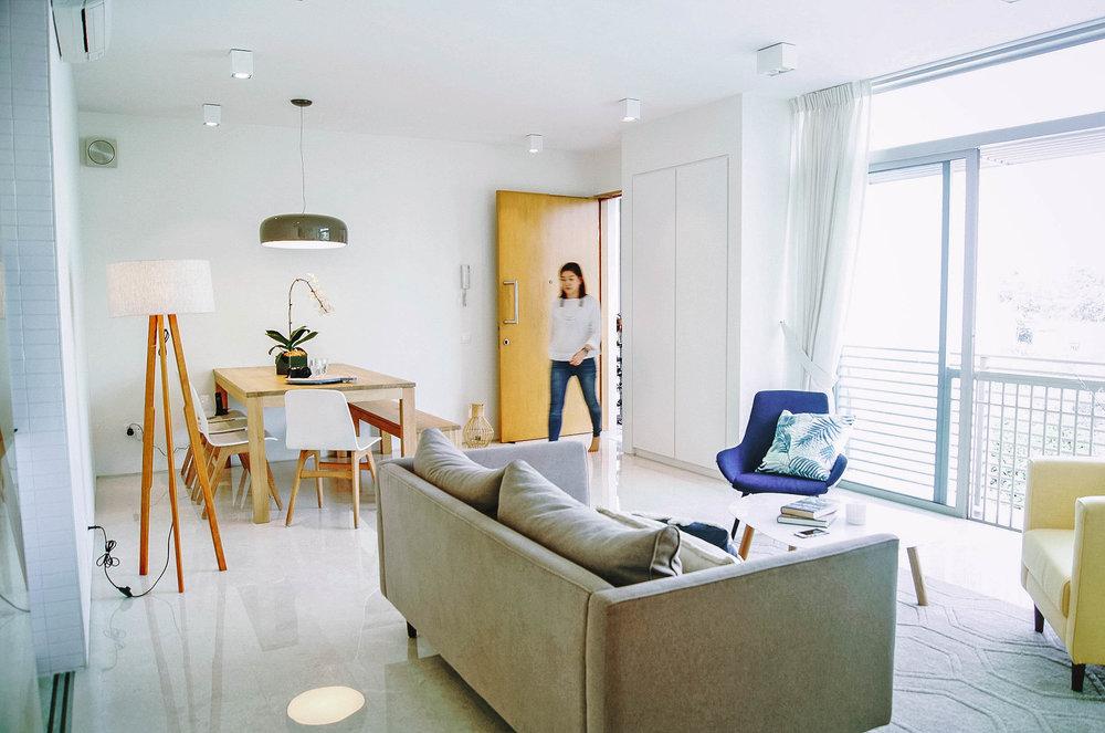Stunning Family Home Living Room