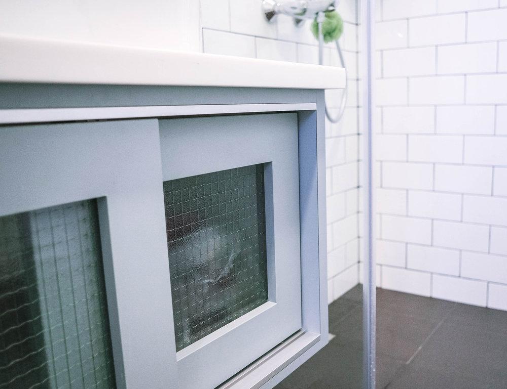 Subway Tiles Bathroom Shower
