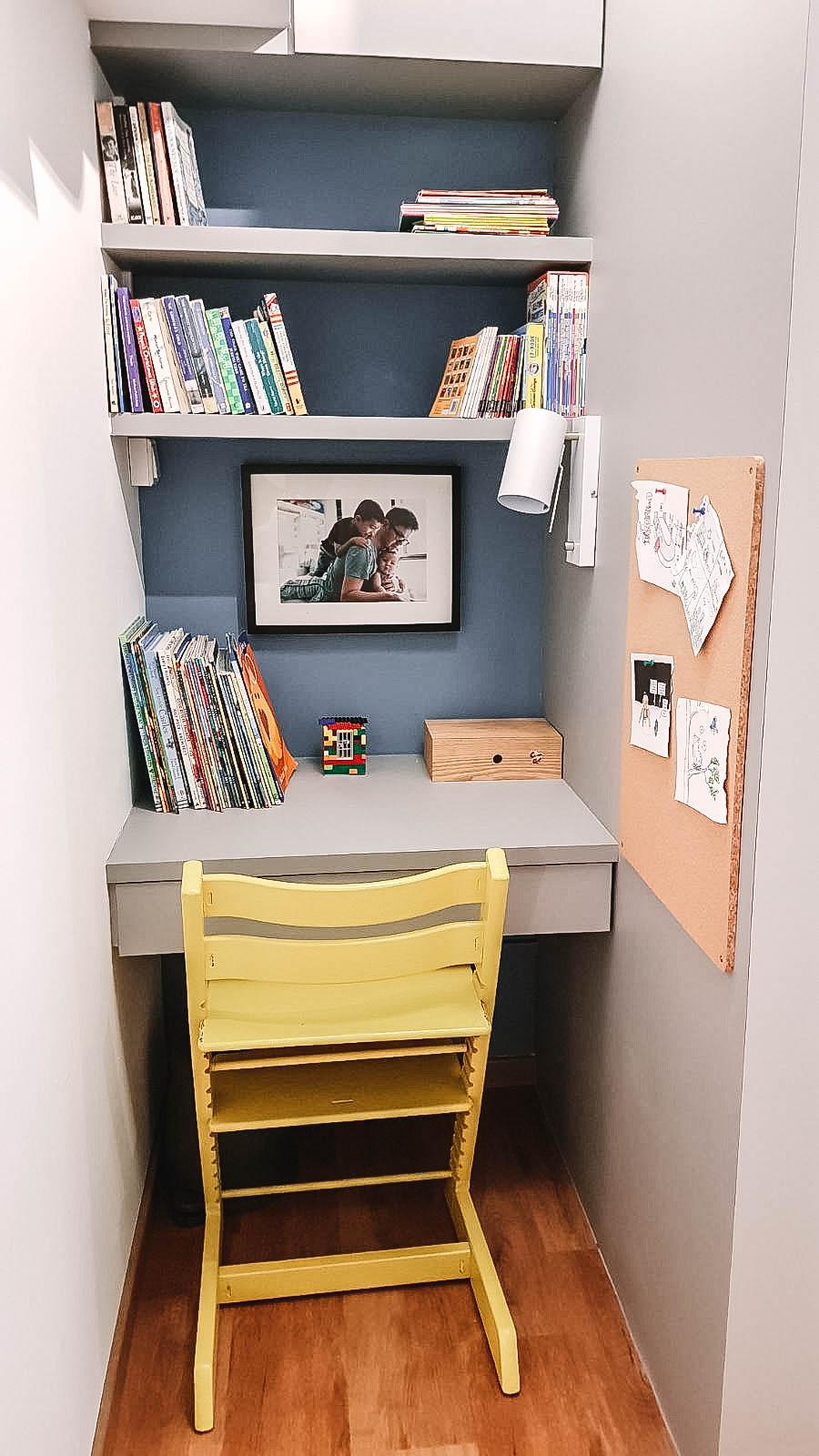 Cosy Reading Corner Nook