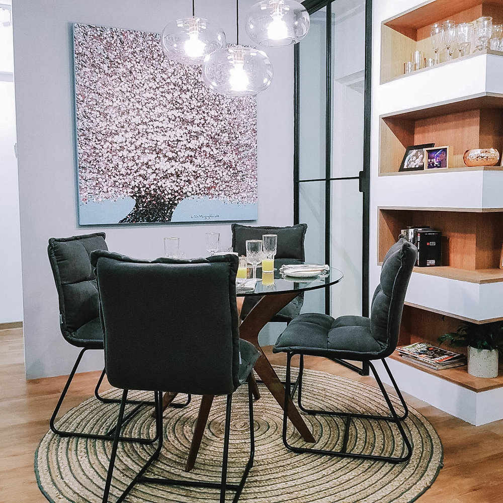 Dining Room Round Table Hanging Lights