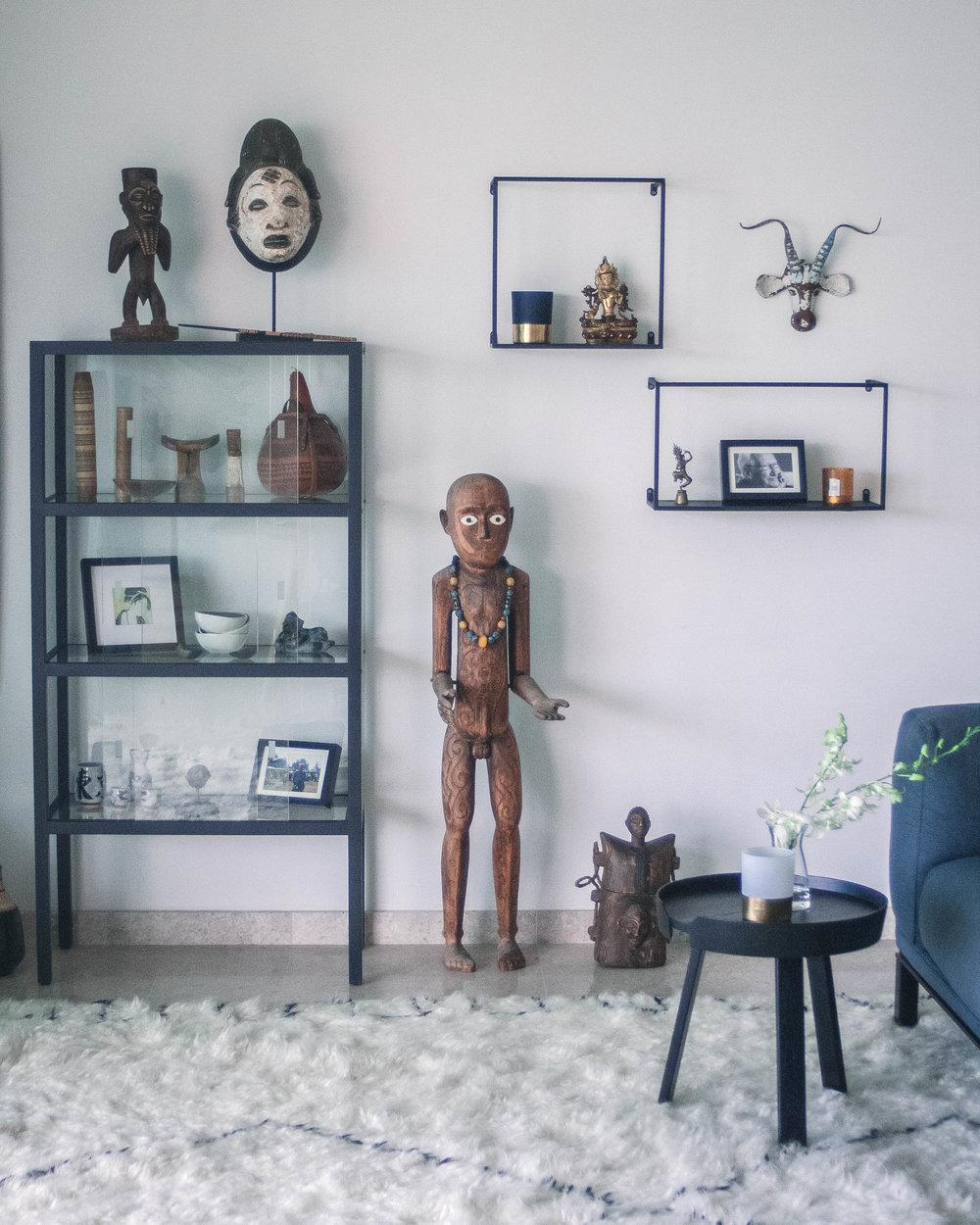 Modern African Decor Elements